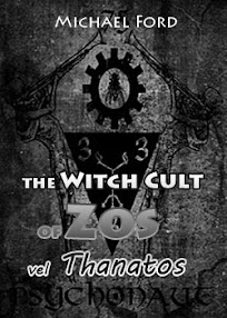 Cover of Michael Ford's Book The Witch Cult Of Zos Vel Thanatos