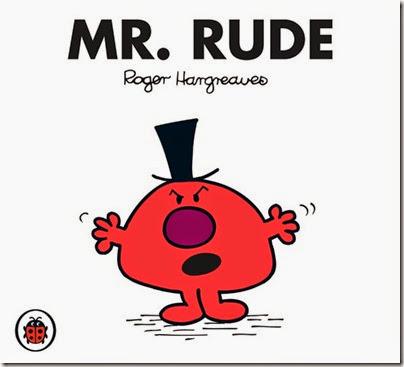 45 Mr. Rude