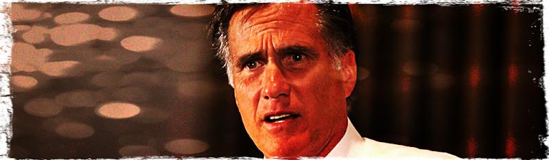 Mitt Romney panics
