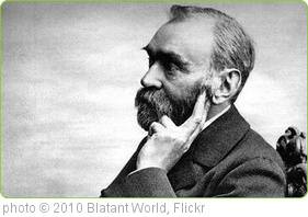 'Alfred Nobel, the founder of the Nobel Peace Prize' photo (c) 2010, Blatant World - license: http://creativecommons.org/licenses/by/2.0/