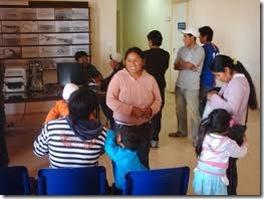 Inscripción para viajes al Consulado del Estado Plurinacional de Bolivia