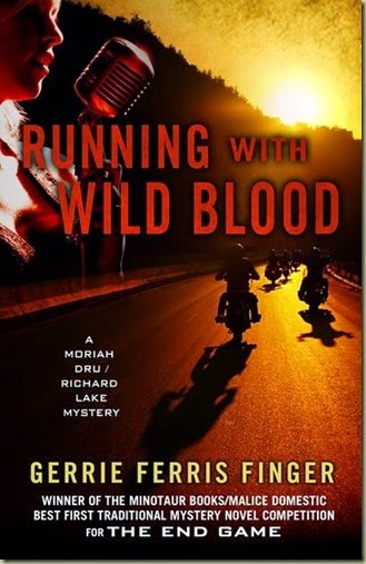Running With Wild Blood by Gerrie Ferris Finger - Thoughts in Progress Feb. 23