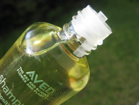 Aveda-Shampure-Composition-review
