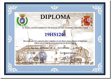 19HS1246 HOLANDA