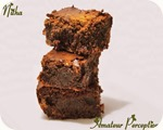 Triple Chocolate Brownie 9