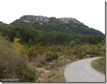 Peña de Pausaran - Valle de Arce - Navarra
