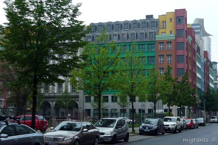 vista general - aldo rossi en berlin
