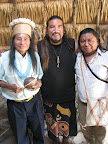 Through initiatives like the Discovery Village, the Chumash are resurrecting their traditional culture. Mati expressed his hope that the U'wa would retain their strong culture and never have to revive it.