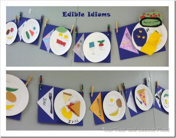 edibleidioms