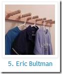 Peg clothes hanger
