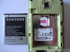 Samsung Galaxy Next - vano batteria e sim