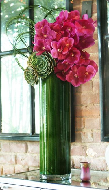 SC45 empty vase