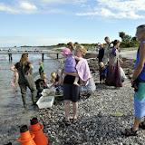 Der var forskellige aktiviterer på camping pladsen mens vi var der, bl.a. fiskeri