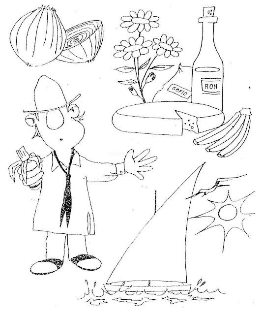 Dibujos del día de canarias   Actividades para niños, manualidades