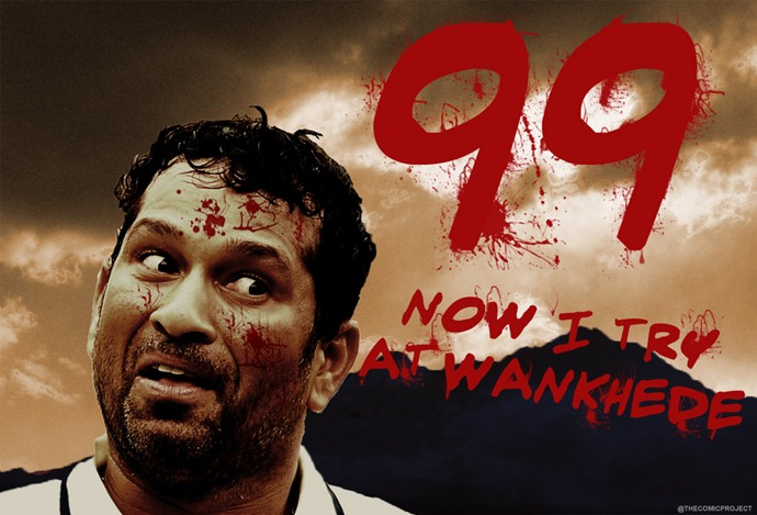 99 Hundreds Sachin Tendulkar