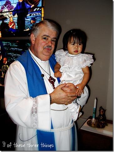 syd baptism