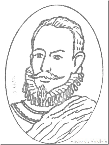 Pedro de valdivía