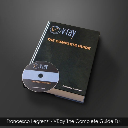 VRay Complete Guide & Resource DVD