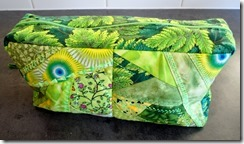 016Accessory  bag 2 crazy pieced and deco stitched front