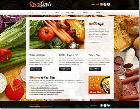 Cooking-Site