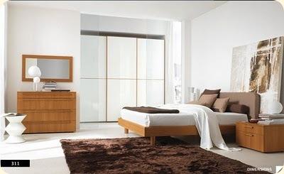 Decoracion de dormitorios minimalista