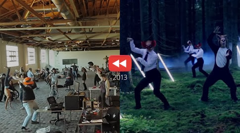 Youtube #Rewind2013