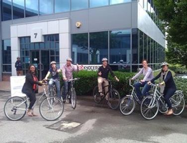 Easy Cycle Challenge 2012