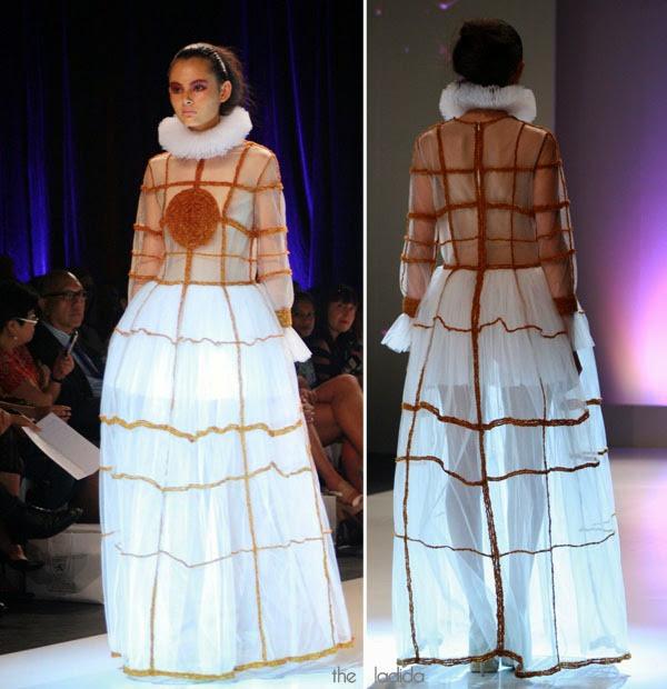 Raffles Graduate Fashion Show 2013 - Matiny Ng (3)