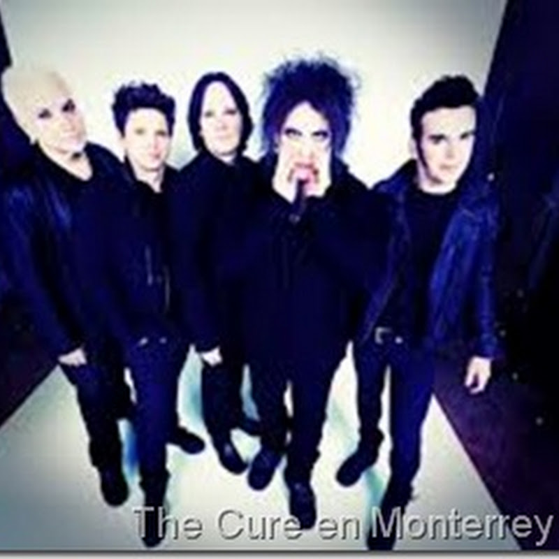 The Cure en Monterrey 08/10/2013