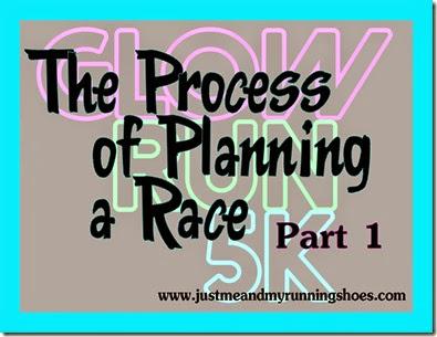 Race Planning Part 1
