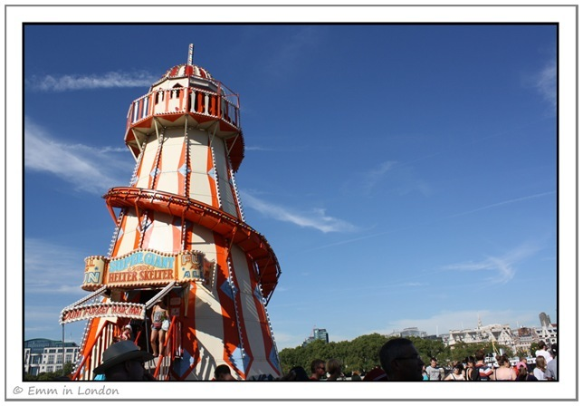 Helter Skelter - Mayor's Thames Festival