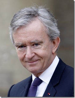 Bernard Arnault Net Worth In 2011