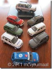 Dacia Duster miniatuur 01