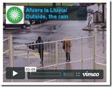 video lluvia