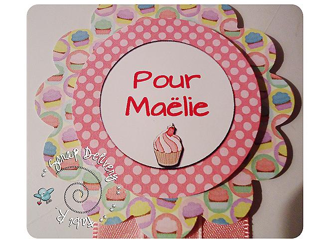 Cupcake Maelie