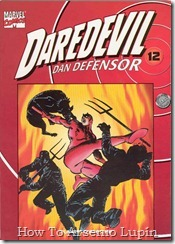 P00012 - Daredevil - Coleccionable #12 (de 25)