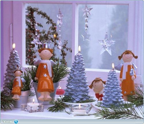 thumb76297483 Фото   Новогодние украшения! Украшаем дом к Новому году.