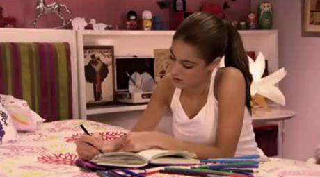 poze Violetta- Disney - Habla si puedes