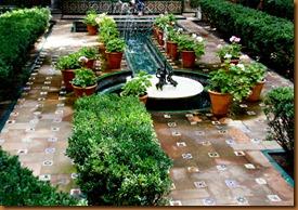 Madrid sorolla garden 1