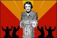 Worshipping Ayn Rand