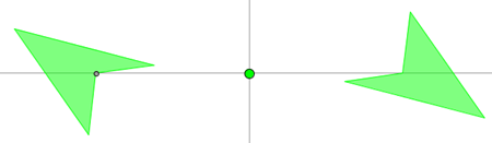 simmetria centrale e...
