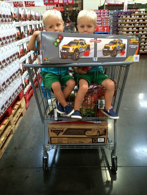 Boys costco