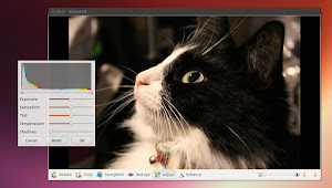 Shotwell in Ubuntu Linux
