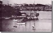 1935 ex HMAS Tingira the cradle of the RAN SABRAON