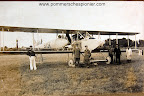 German reconnaissance airplane AGO C.I