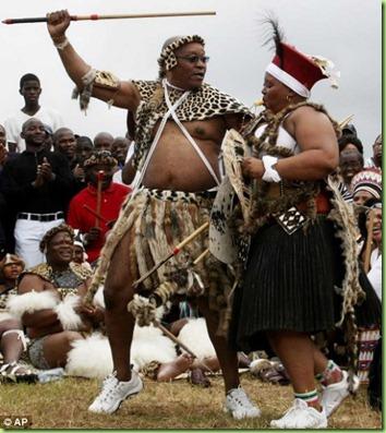 Zuma-wife