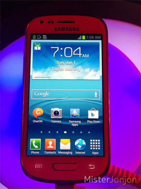 Samsung GALAXY S III mini Philippines