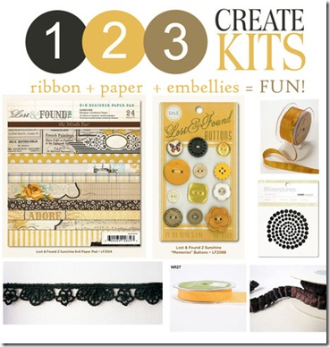 123 Create Kit Sunshine  With Banner
