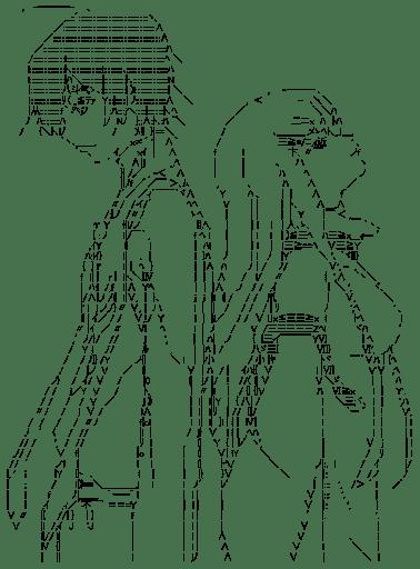 ルルーシュ・ランペルージ & シー・ツー (コードギアス)