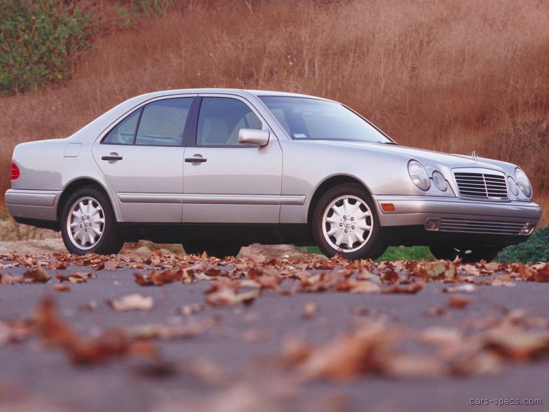 2002 mercedes benz e class sedan specifications pictures for Mercedes benz e class specifications